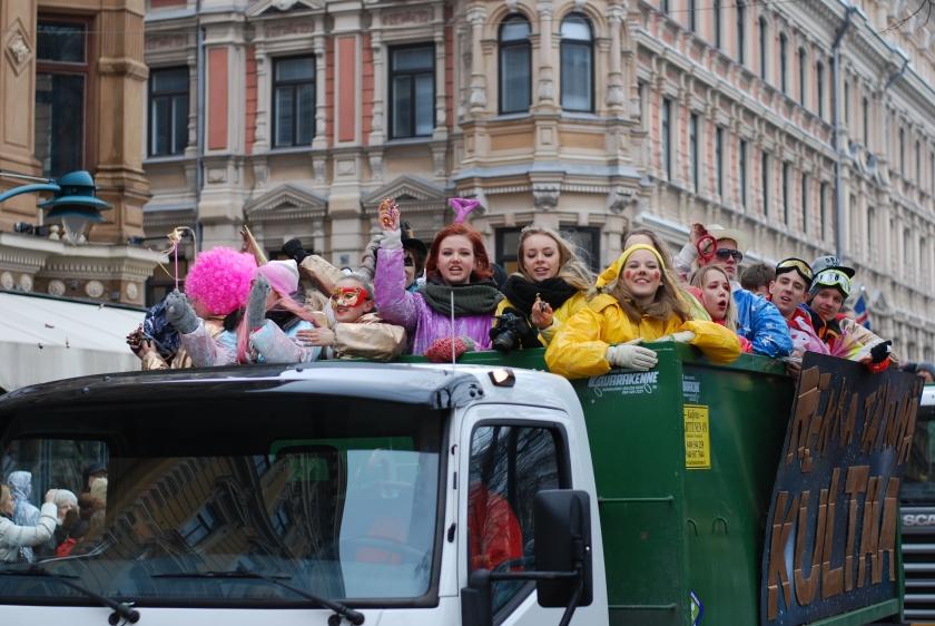 Penkkarit Helsingissä