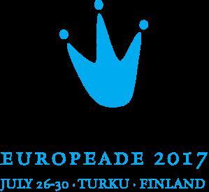 Europeade 2017 - logo - square